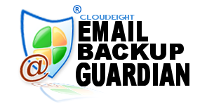 Cloudeight Email Backup Guardian--Backup your Outlook Express data!